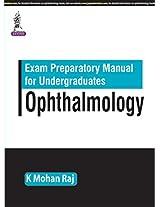 Exam Preparatory Manual For Undergraduates Ophthalmolgoy
