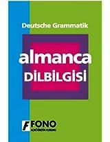German Grammar for Turkish Speakers