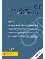Revista Gestión y análisis de políticas públicas Nº 3