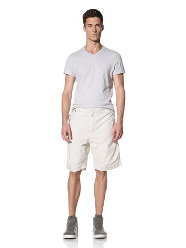 Maharishi Men's Aircrew Snocord Shorts (Pyramid Grey)