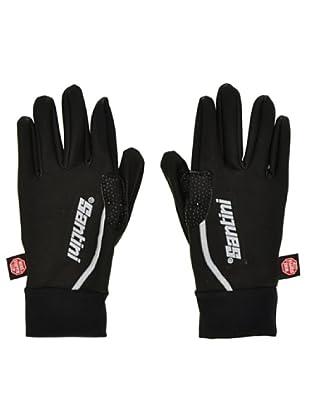 Santini Handschuhe (Schwarz)