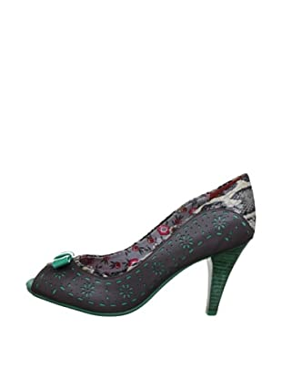 Poetic Licence Zapatos Dilly Dally (Berengena)