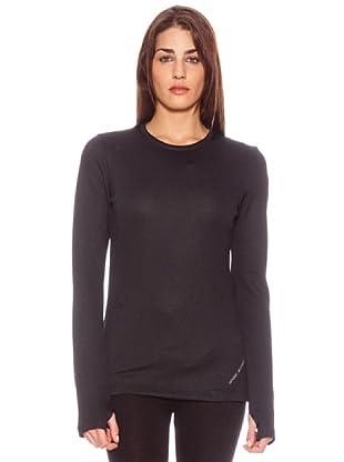 Under Armour Camiseta Coldgear (Negro)