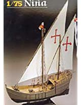 Heller Christopher Columbus' Nina Boat Model Building Kit