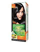 Garnier Color Naturals Shade 1 Natural Black, 70ml + 40g