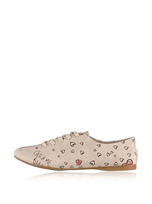 Dogo Oxford Catch Me Baby (Creme)
