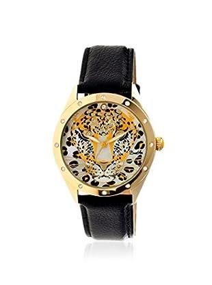 Bertha Women's BR4707 Alexandra Black/Multicolor Leather Watch