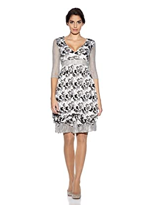 Uttam Boutique Kleid (Grey/Black)
