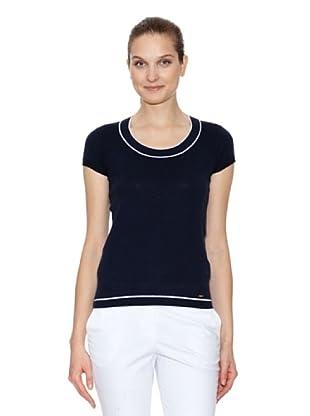 Tommy Hilfiger Camiseta Basic (Negro)
