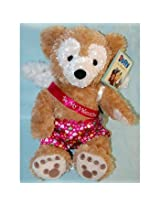 12 Disney Duffy Valentine Teddy Bear - Limited Edition Inch