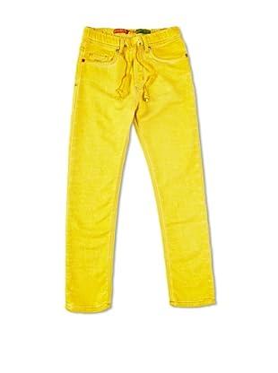Carrera Jeans Pantalón Play 11 Oz (Amarillo)