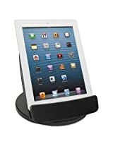 Kantek - Rotating Desktop Tablet Stand, Black TS680 (DMi EA
