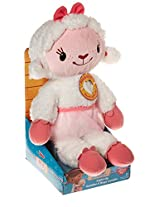 Just Play Disney Doc Mcstuffins Light Up Cuddles & Hugs Lambie Plush