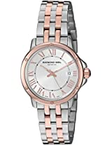 Raymond Weil Analogue Silver Dial Women's Watch - 5391-SB5-00658