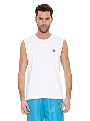 Sergio Tacchini Camiseta Sarmei Tank Camiseta Sarmei Tank (Blanco)