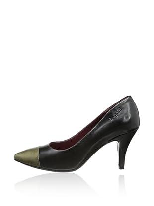 Bugatti Zapatos de Tacón (Negro)