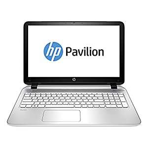 HP 15-P028TX 15.6-inch Laptop (Core i3 4030U/4GB/1TB/Windows 8.1/NVIDIA GeForce GT 840M graphic card/with Laptop Bag), White