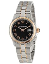 Raymond Weil Women's 9460-SG5-00208 Parsifal Rose-Gold and Stainless Steel Watch with Link Bracelet