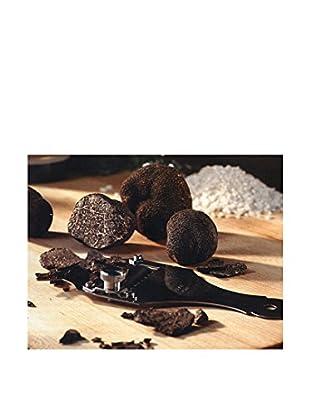 Baudoin Canned Whole Black Truffles & Bottle of Black Truffle Oil