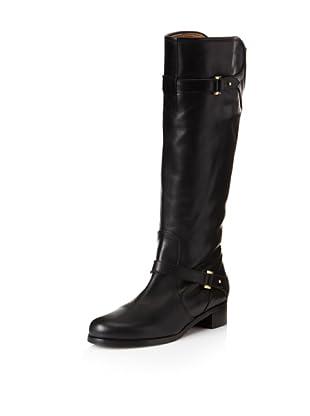 Claudia Ciuti Women's Tamara Riding Boot (Black)
