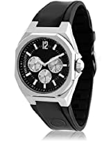 Morellato Analog Black Dial Men's Watch - SO2OH001