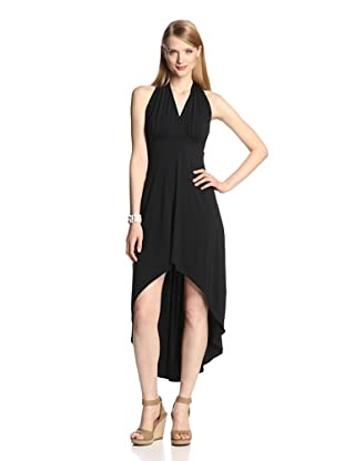 Tart Women's Zamora High-Low Dress (Black)