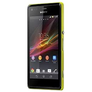 Sony Xperia M (Yellow)