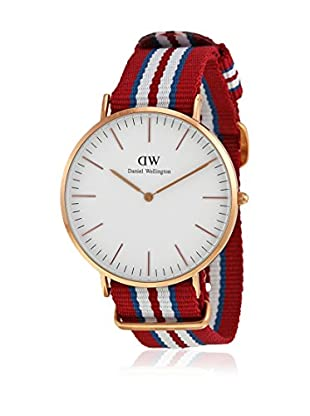 Daniel Wellington Reloj de cuarzo Man 0112DW 40 mm