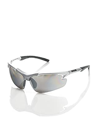 Briko Techno Solo Brille (silber weiß)