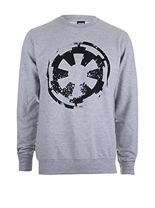 Star Wars Sweatshirt Distressed Empire Logo