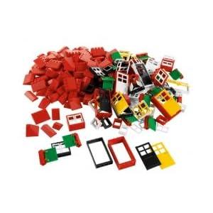 レゴの赤いバケツ