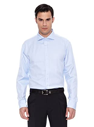 Pedro del Hierro Camisa Sport New Conceptsoft Dress Oxford (Azul)