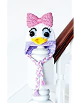 Highknit Daisy Duck Baby Hat