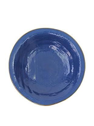 Novità Home Tiefer Teller 4er Set blau