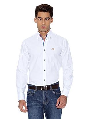 La Española Camisa Fitted (Blanco)