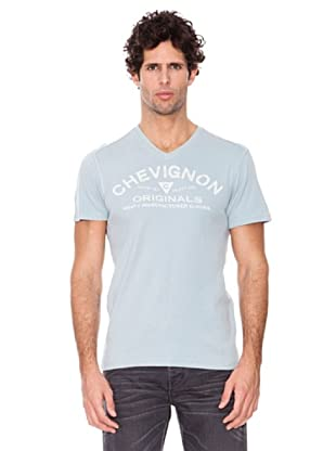 Chevignon Camiseta T Vick (Azul)