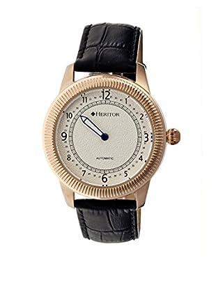 Heritor Automatic Uhr Hoyt Herhr2405 schwarz 49  mm