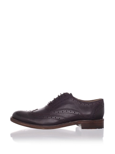 Ben Sherman Men's Arista Brogue Wingtip (Bordeaux)