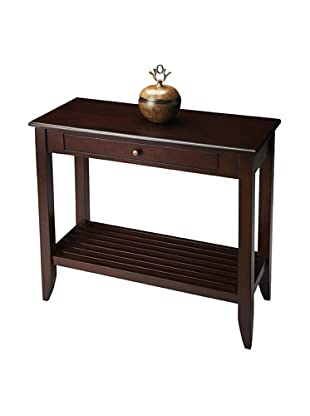Butler Specialty Company Merlot Console Table