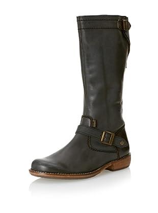Kickers Women's Rootsboot Boot (Darkish Grey)