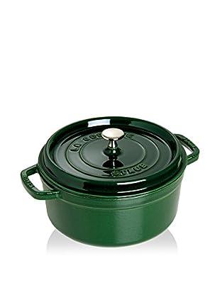 Staub Round Cocotte (Emerald)