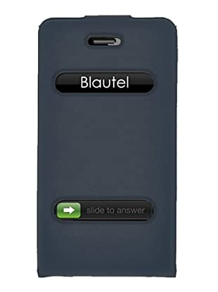 Blautel Case für iPhone 4/4S (Blau)