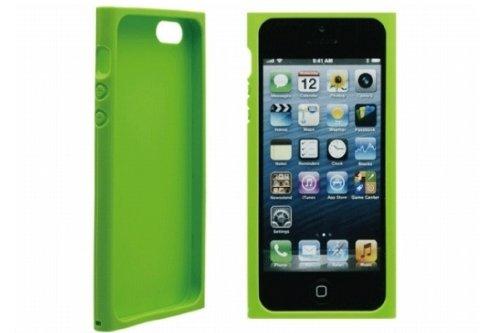 エアリア M'sSelect iPhone5対応 【ストラップホール付 フレアガードケース】 ブラック W-T2814-BK
