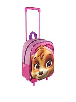 Paw Patrol Mochila trolley Trolley 3D Patrulla Canina Skye