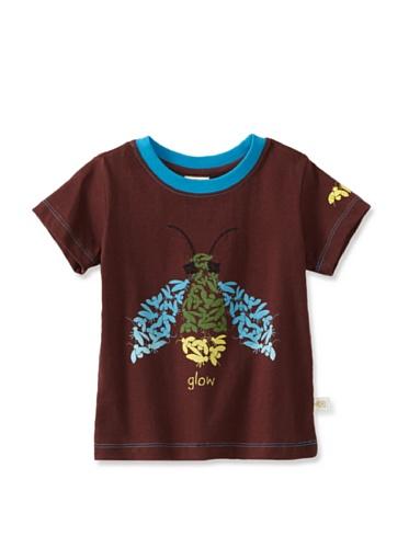 Da Lil Guys Baby Knit Short Sleeve Tee (Glowbug)