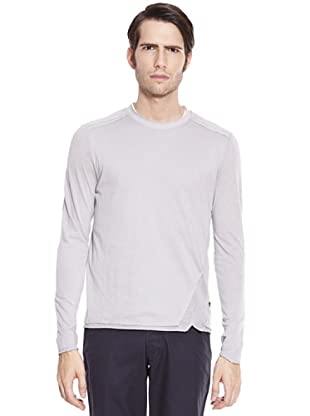 Caramelo Camiseta Aberturas (gris claro)