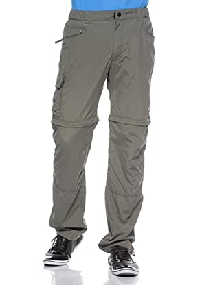 Black Wolf Zip Off Pantaloncino (Marrone)