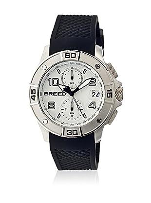 Breed Reloj con movimiento cuarzo japonés Brd5801 Negro 42  mm
