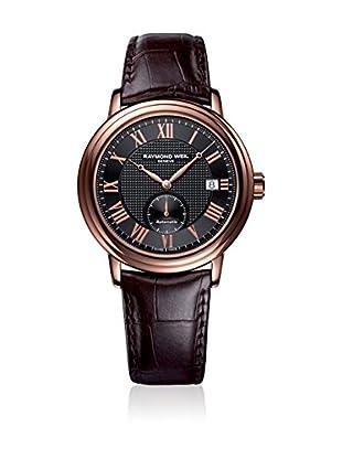 Raymond Weil Uhr mit schweizer Automatikuhrwerk Man Tradition Plaqué 35.0 mm