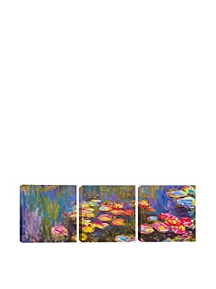 Water Lilies by Claude Monet (Panoramic)